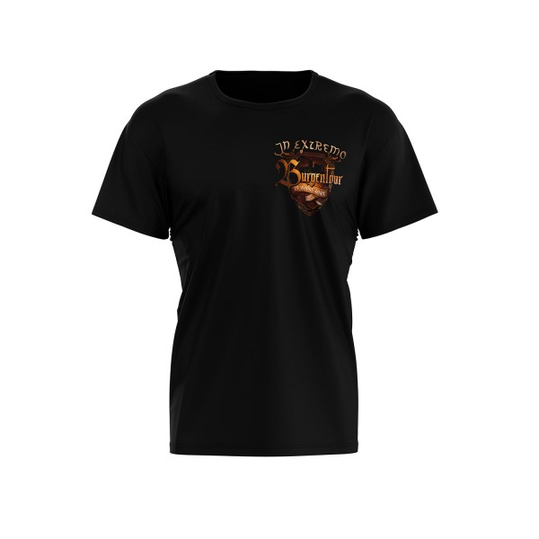 In Extremo T-Shirt 25 Wahre Jahre - Burgentour 2020