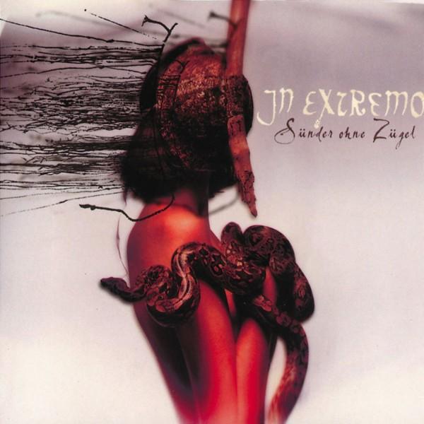 In Extremo CD Sünder ohne Zügel