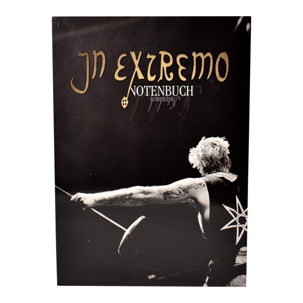 In Extremo Notenbuch