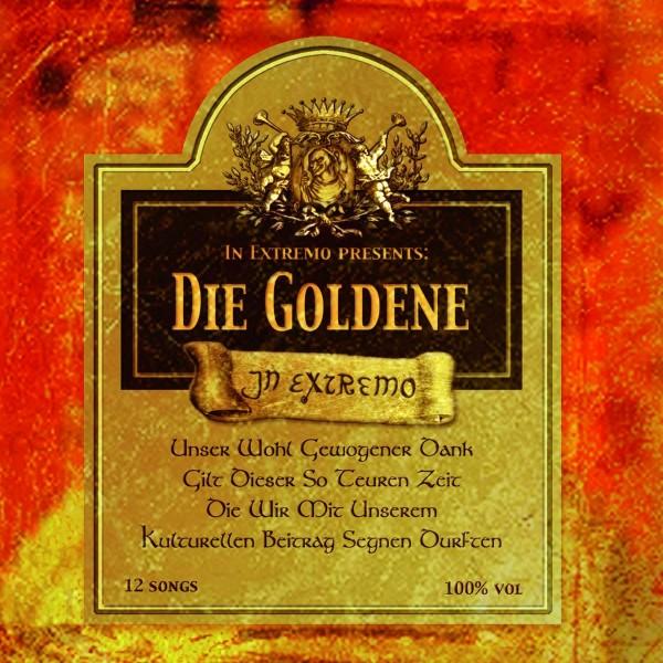 In Extremo CD Die Goldene