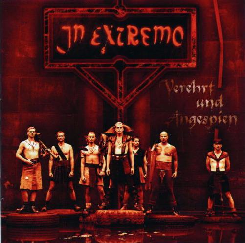 In Extremo CD Verehrt & Angespien