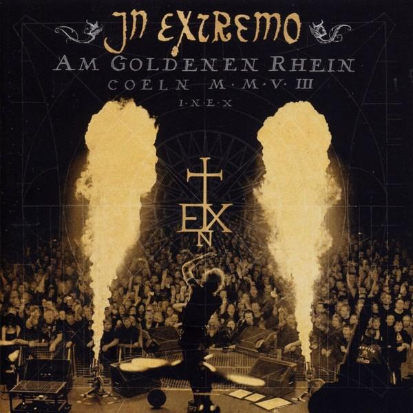 In Extremo Doppel-CD Am Goldenen Rhein