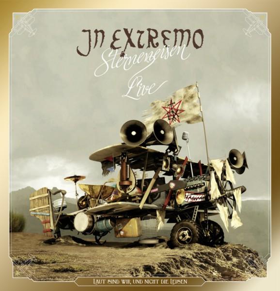 In Extremo CD+DVD Sternenreisen Live
