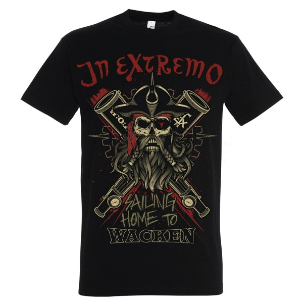 Limited Special T-Shirt In Extremo x WOA