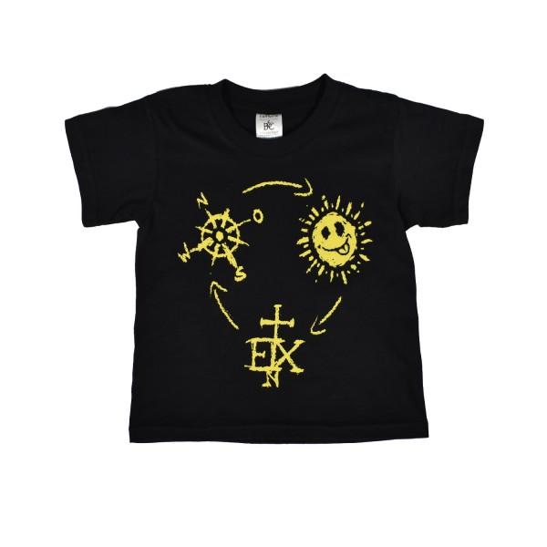 In Extremo Kidsshirt Kompass zur Sonne
