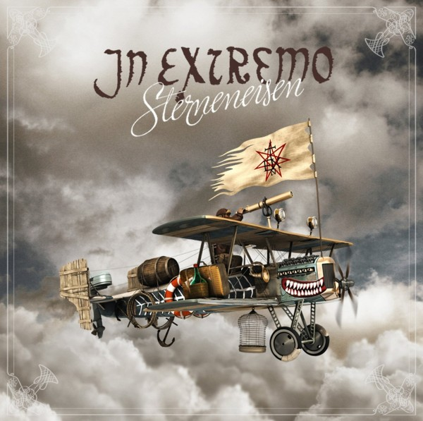 In Extremo CD + Live-DVD Sterneneisen
