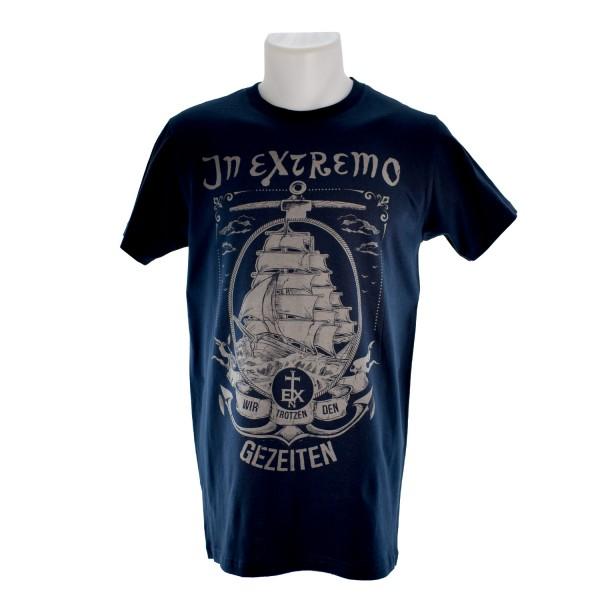 In Extremo T-Shirt Gezeiten dunkelblau
