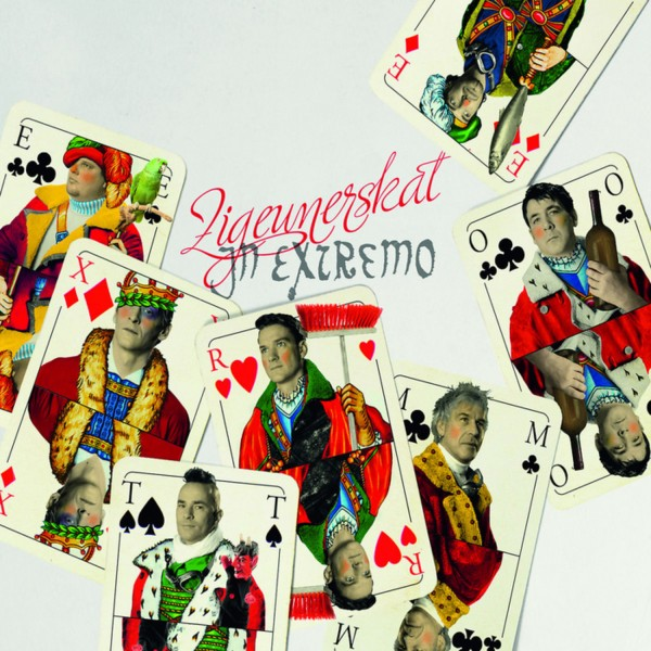 In Extremo CD Zigeunerskat