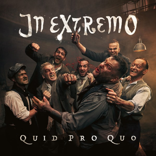 In Extremo CD Deluxe Edition Digipack Quid Pro Quo