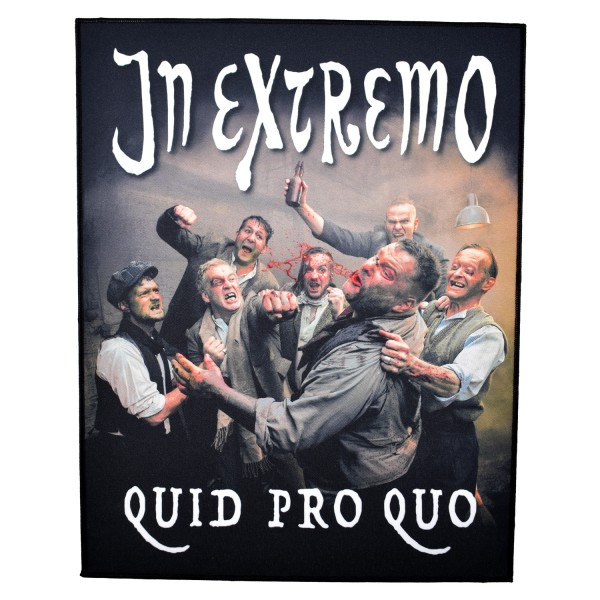 In Extremo Backpatch Quid Pro Quo