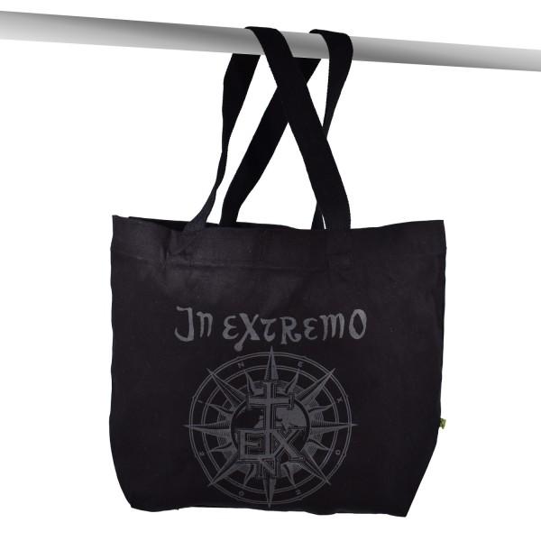 In Extremo Strandtasche Kompass zur Sonne