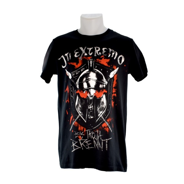In Extremo T-Shirt Troja